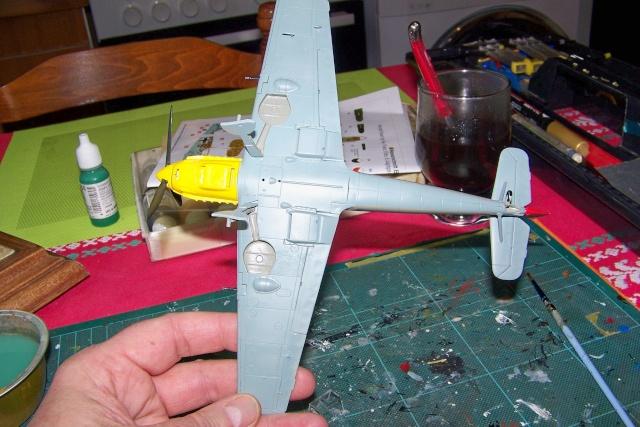 Me 109 E4 (Airfix 1/48) 1939 (Fini) - Page 2 100_8927