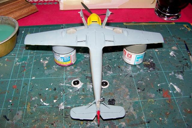 Me 109 E4 (Airfix 1/48) 1939 (Fini) - Page 2 100_8929