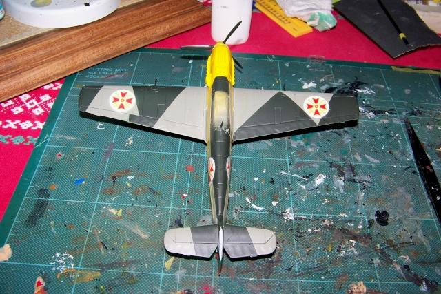 Me 109 E4 (Airfix 1/48) 1939 (Fini) - Page 2 100_8931