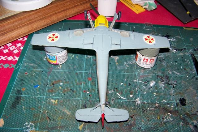 Me 109 E4 (Airfix 1/48) 1939 (Fini) - Page 2 100_8932