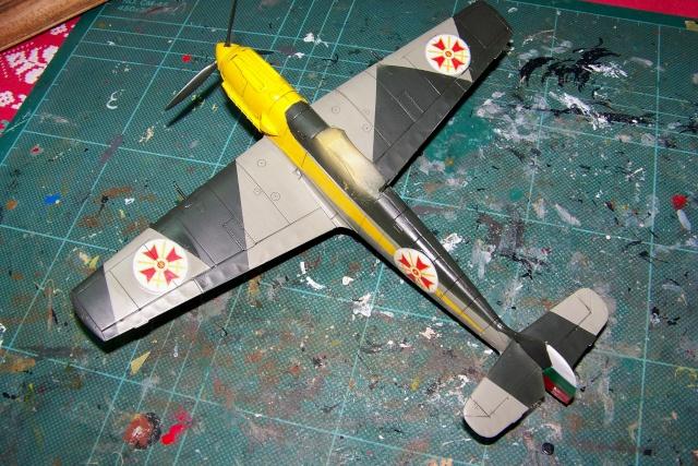 Me 109 E4 (Airfix 1/48) 1939 (Fini) - Page 2 100_8936