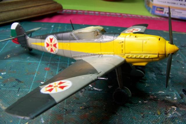 Me 109 E4 (Airfix 1/48) 1939 (Fini) - Page 2 100_8938
