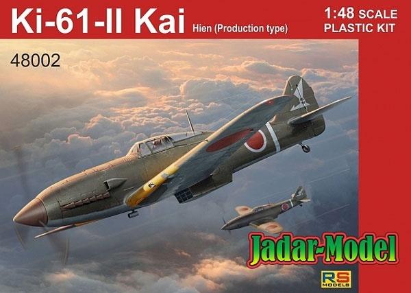 Nouveautés maquettes Ki61-i10