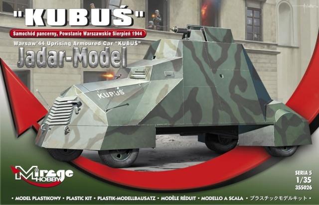 Nouveautés maquettes Kubus10