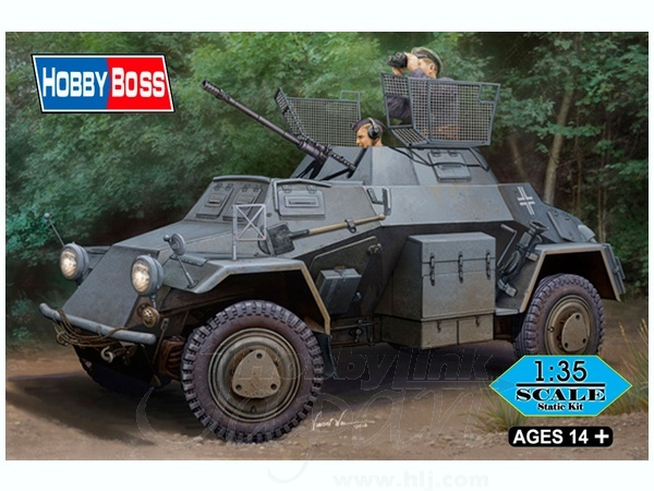 Nouveautés maquettes Sdkfz210