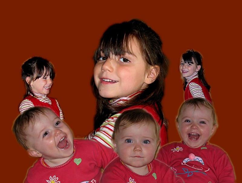 mes petites Filles  Montag10