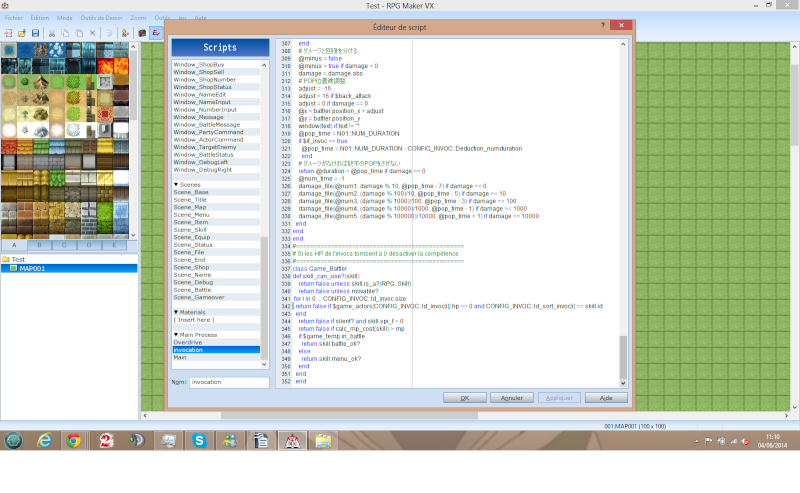 Script Overdrive VX Screen14
