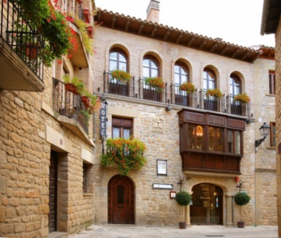Espagne-Photos & cartes postales-us&coutumes - Page 2 Hotel-10