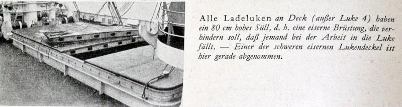 """Vom Kartonmodell 1:250 zum RC schwimmfähigen Modell 1:100 """"SANTA INES"""" - Seite 15 Ladelu12"""