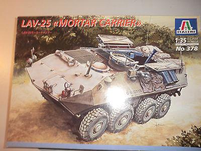 LAV25 - Mortar Carrier - ITALERI n°378 - 1/35 Italer10