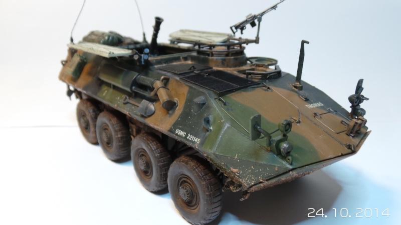 LAV25 - Mortar Carrier - ITALERI n°378 - 1/35 Lav25_11