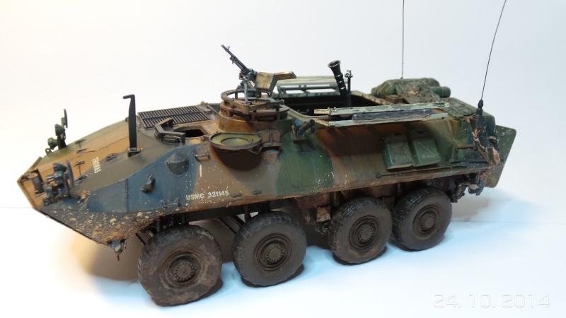 LAV25 - Mortar Carrier - ITALERI n°378 - 1/35 Lav25_12