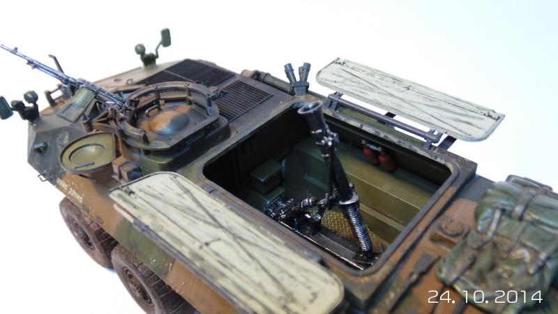 LAV25 - Mortar Carrier - ITALERI n°378 - 1/35 Lav25_13