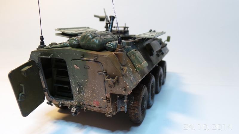 LAV25 - Mortar Carrier - ITALERI n°378 - 1/35 Lav25_14