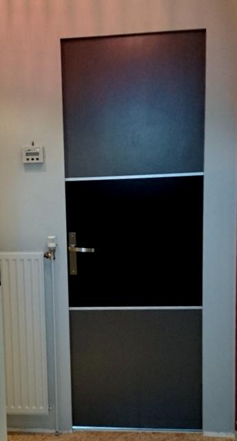 Rénovation couloir et modernisation des portes Dsc_0011
