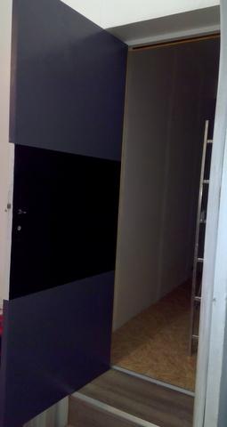 Rénovation couloir et modernisation des portes Img_2022