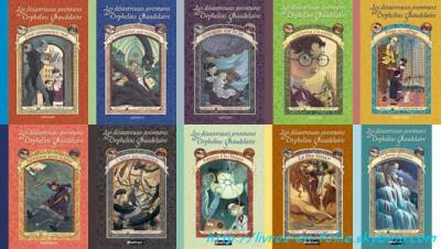 Les Désastreuses Aventures des orphelins Baudelaire - Lemony Snicket 29324910