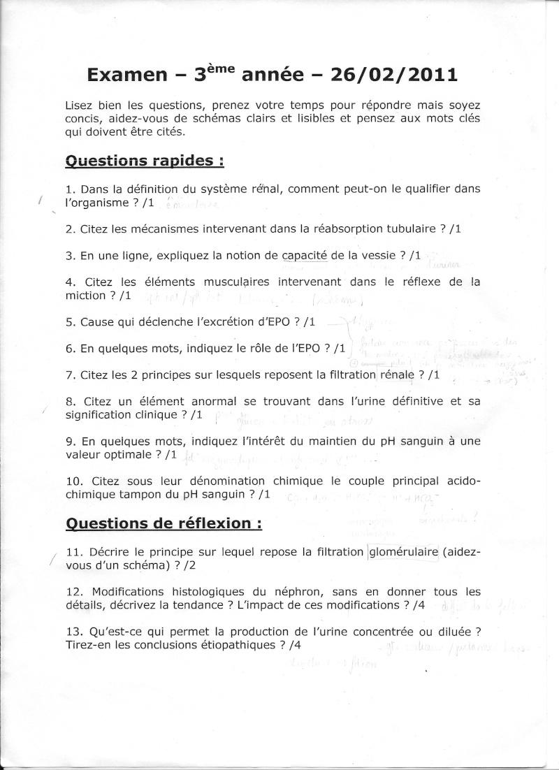 Rennes - 3ème année Physio10