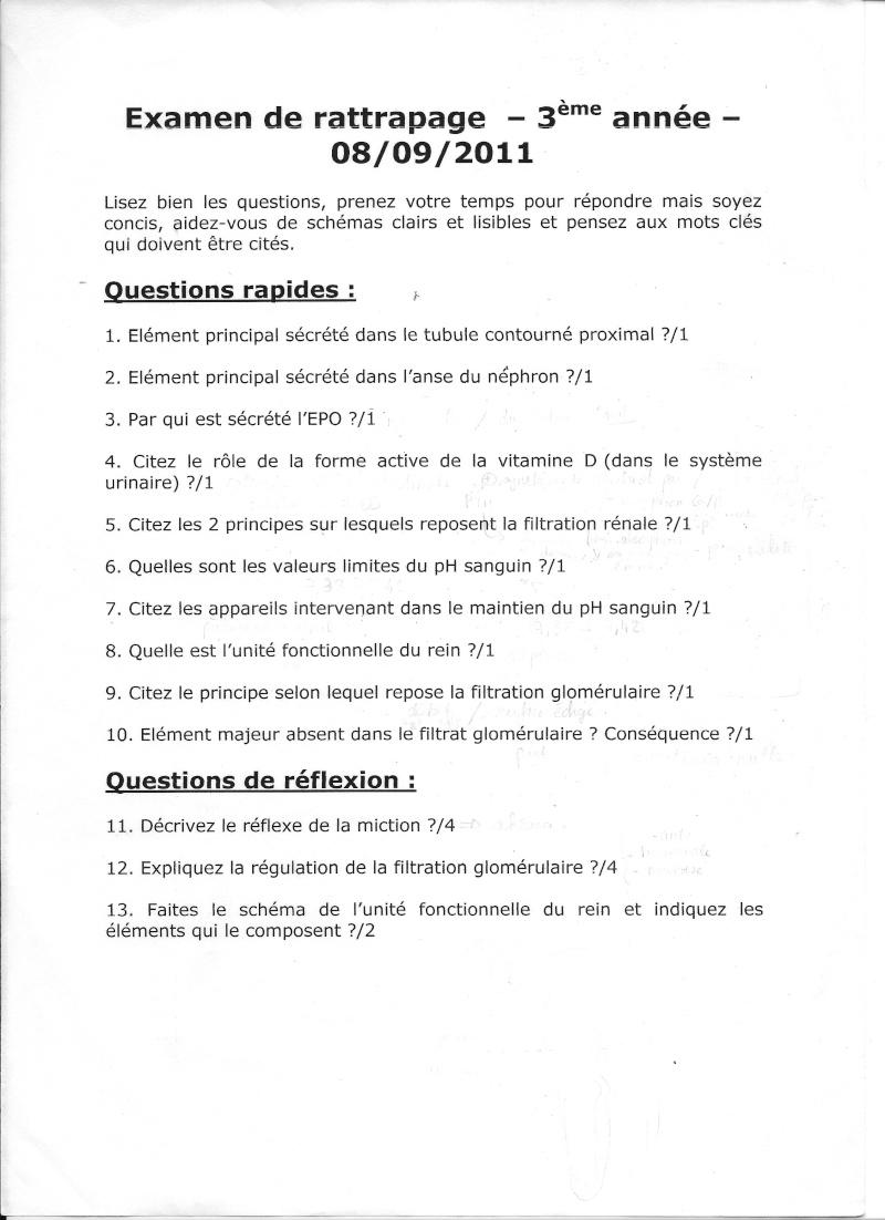 Rennes - 3ème année Physio11