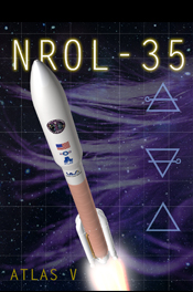 Lancement Atlas V / NROL35 - 11 décembre 2014   Nrol3510
