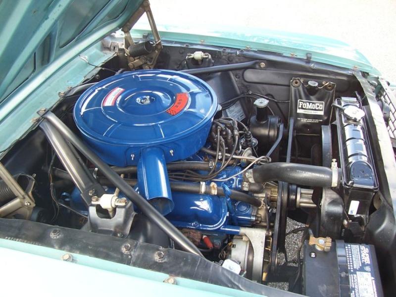 1965 Mustang convertible ** Terminée **  100_7010