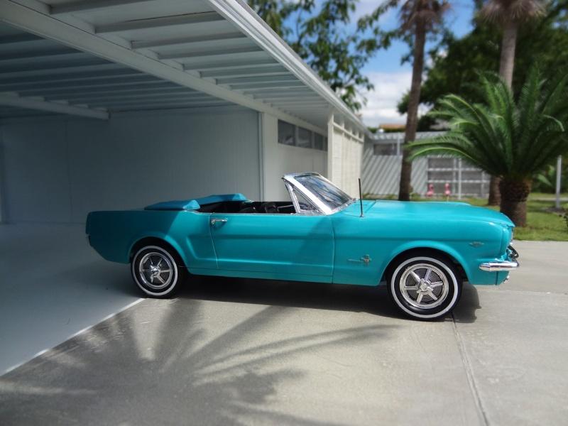 1965 Mustang convertible ** Terminée **  1012