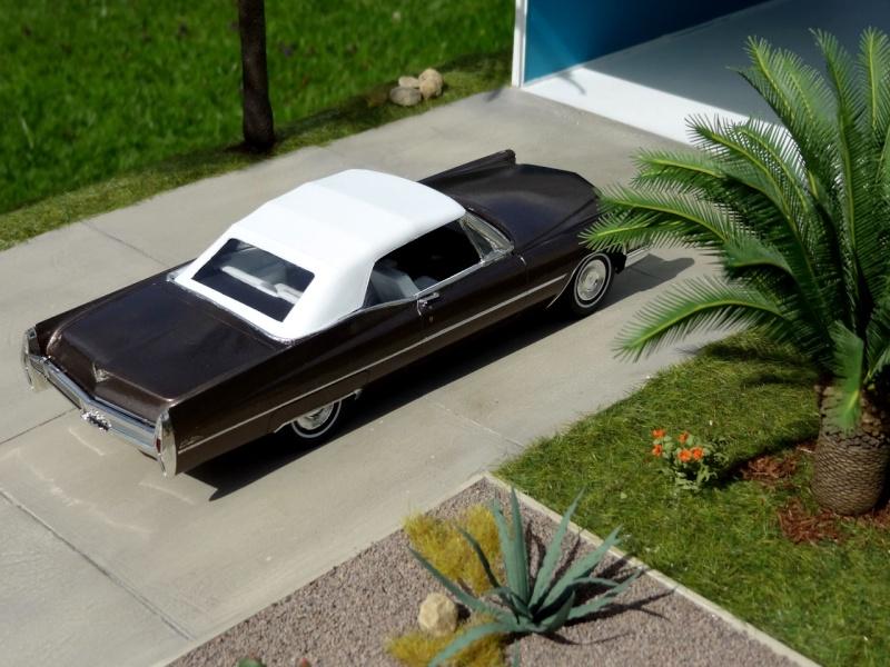 1968 Cadillac Convertible Moka Cappuccino (restauration)  1020