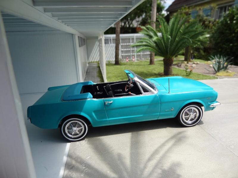 1965 Mustang convertible ** Terminée **  1112