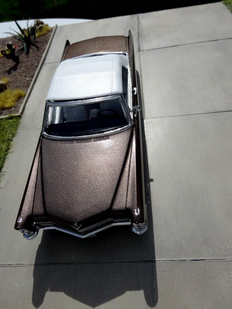 1968 Cadillac Convertible Moka Cappuccino (restauration)  1121