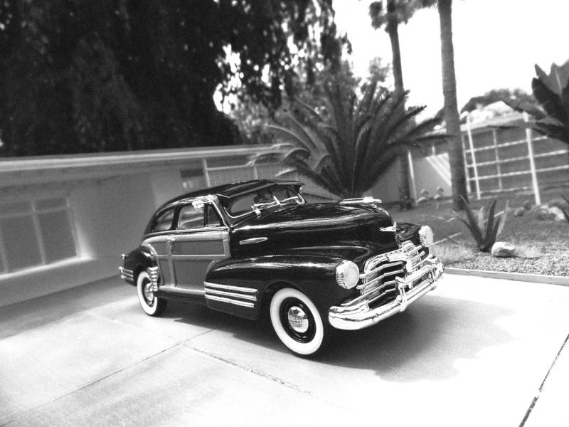 1948 Chevrolet Fleetline Woody 113