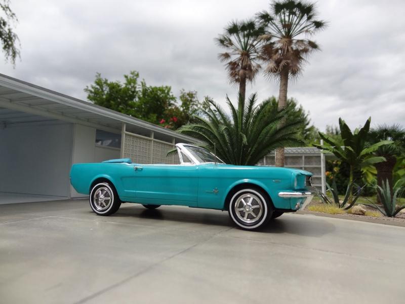 1965 Mustang convertible ** Terminée **  117