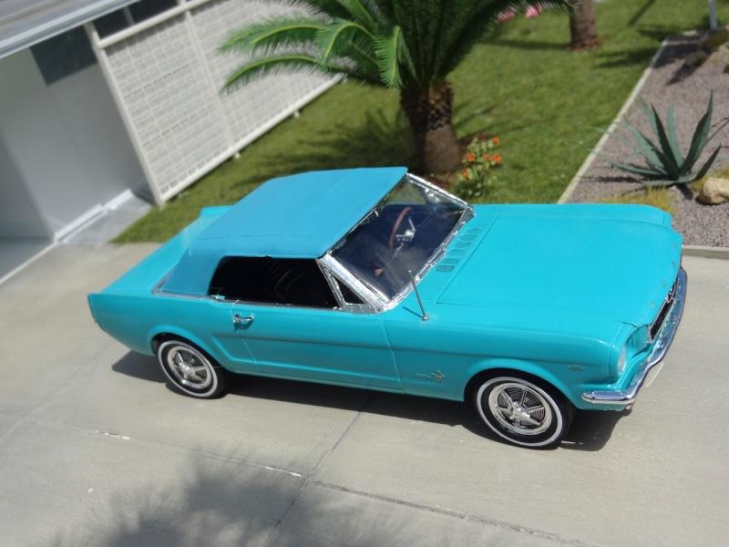 1965 Mustang convertible ** Terminée **  1210