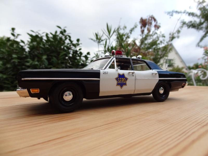 1970 Ford Custom SFPD ** Terminée ** - Page 4 1211