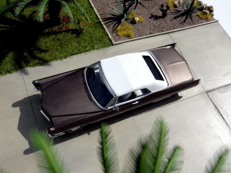 1968 Cadillac Convertible Moka Cappuccino (restauration)  1218