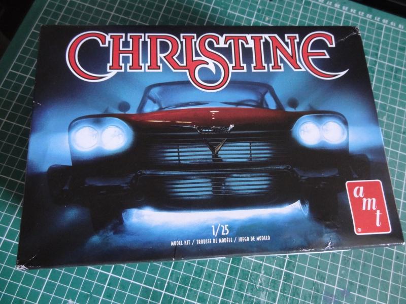 "AMT 1958 Belvedere "" Christine""  123"