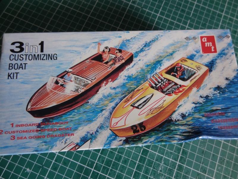 AMT Customizing boat  125
