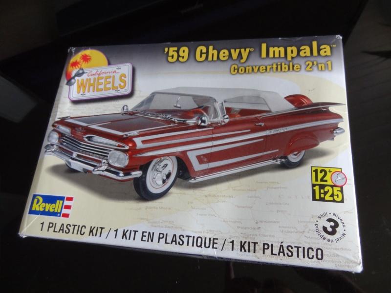 1959 Impala convertible WIP 129