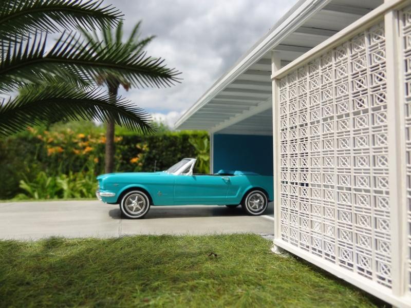 1965 Mustang convertible ** Terminée **  1310