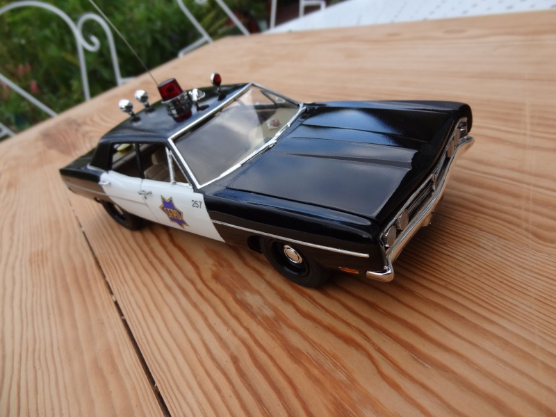 1970 Ford Custom SFPD ** Terminée ** - Page 4 1311