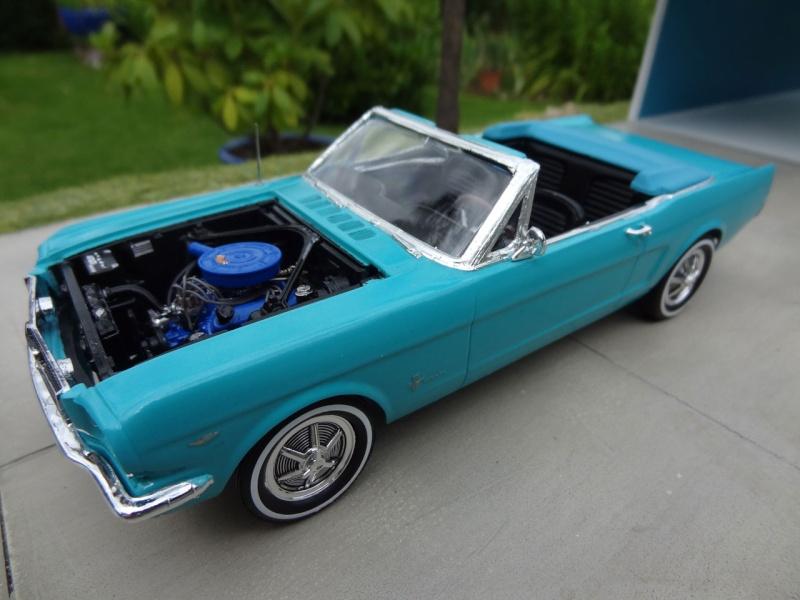 1965 Mustang convertible ** Terminée **  1413