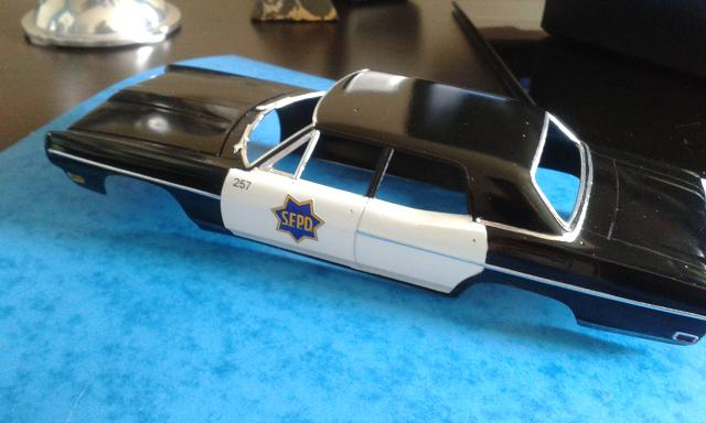 1970 Ford Custom SFPD ** Terminée ** - Page 4 1513