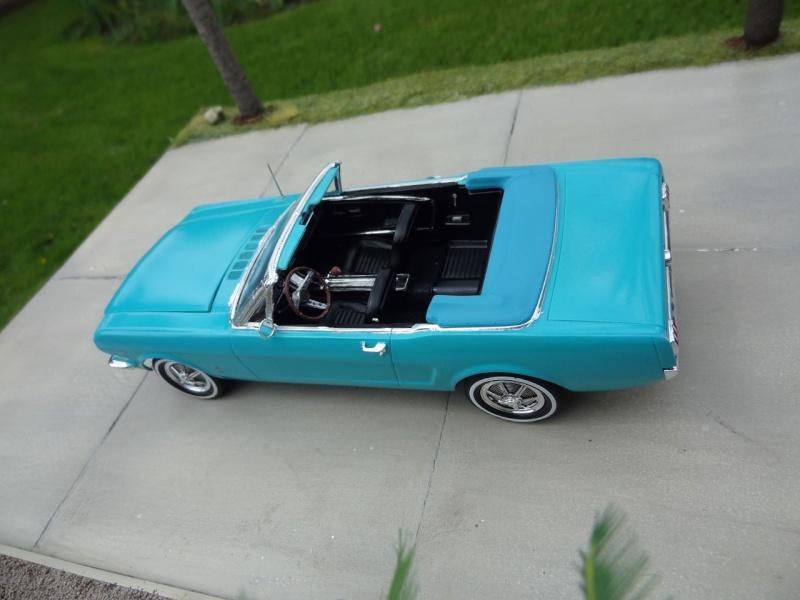 1965 Mustang convertible ** Terminée **  1514