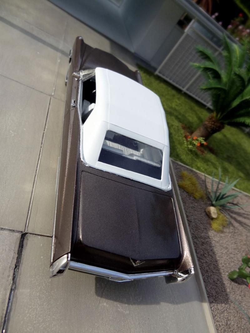 1968 Cadillac Convertible Moka Cappuccino (restauration)  1521
