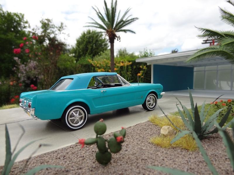1965 Mustang convertible ** Terminée **  1613