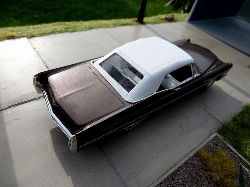 1968 Cadillac Convertible Moka Cappuccino (restauration)  1619