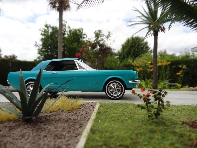 1965 Mustang convertible ** Terminée **  1713