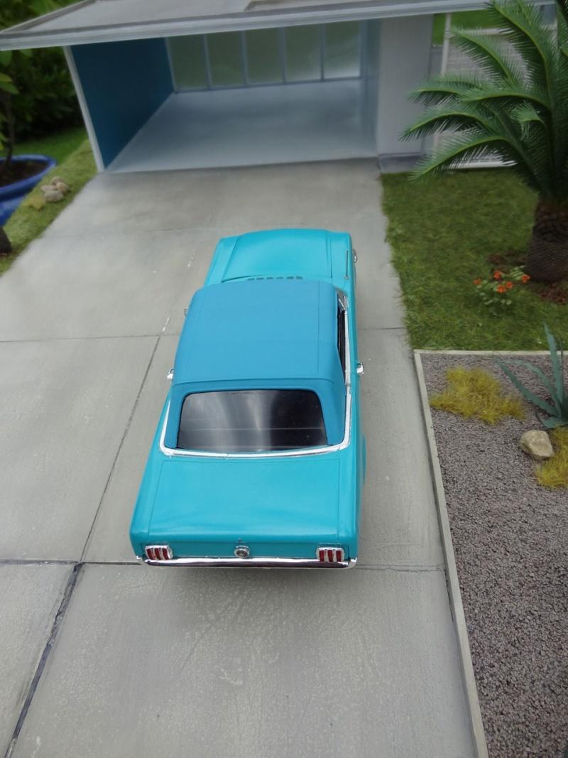 1965 Mustang convertible ** Terminée **  1811
