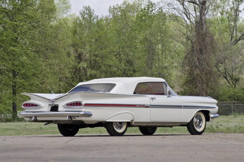 1959 Impala convertible WIP 1959ch10