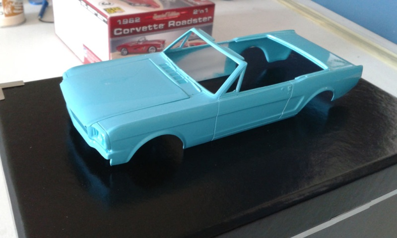 1965 Mustang convertible ** Terminée **  1_210
