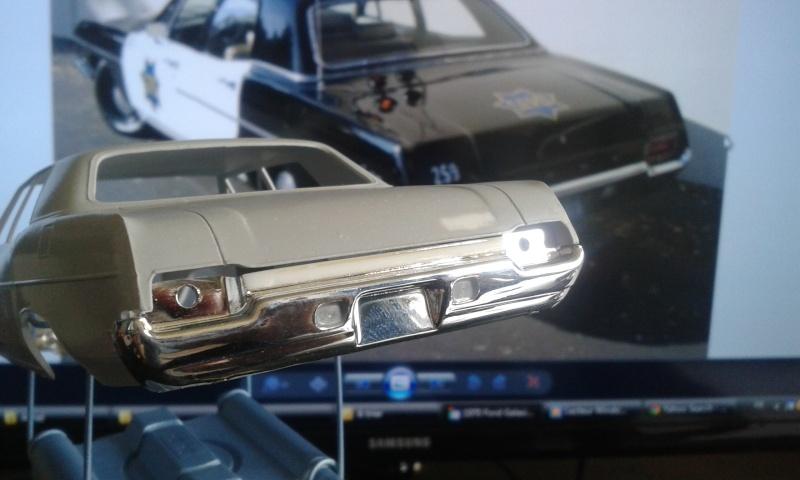 1970 Ford Custom SFPD ** Terminée ** - Page 3 20140613